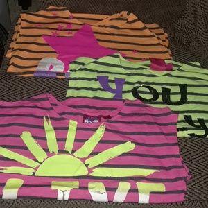 Girl shirts